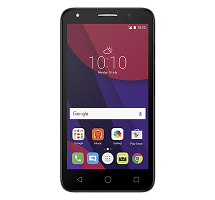 Смартфон Alcatel One Touch 5045D Pixi4 LTE Dark Grey